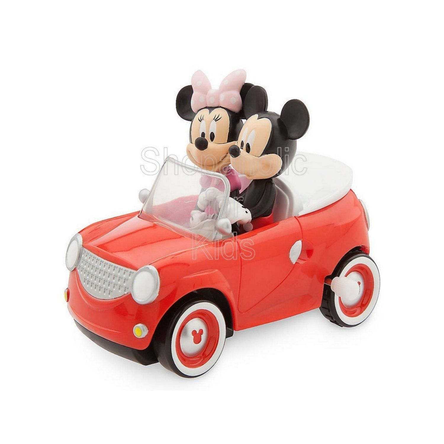 Disney mickey and minnie mouse wind up car toy code 02280 to order