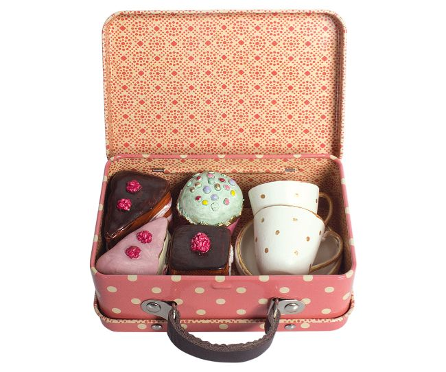 puppengeschirr koffer