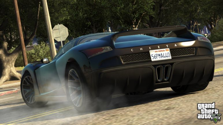 Gta 5 Cars Special Meet The Best Cars Of Grand Theft Auto V