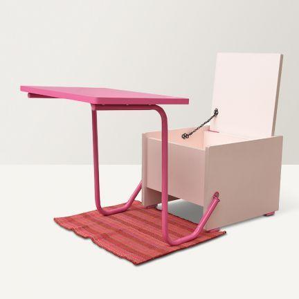 Nitraa Newell Foldable Study Desk Tables