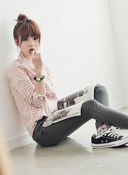Ullzang fashion ! cute ♥