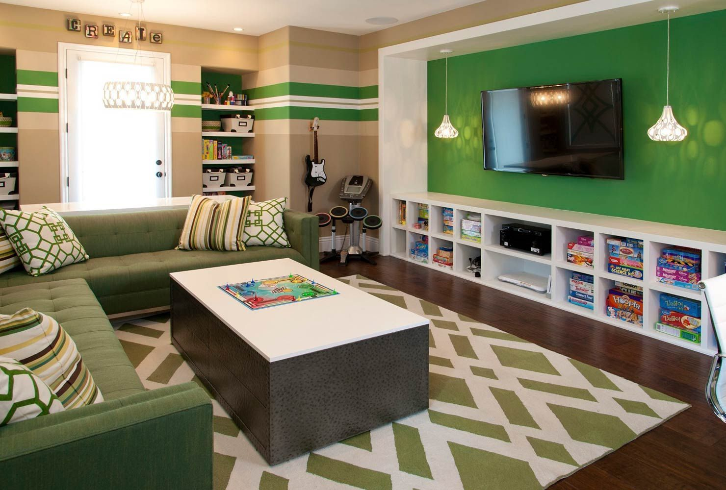 38 Best Game Room Ideas For Any Entertaining Shutterfly 38 Best Game Room Ideas For Any Entertaining Shut Small Game Rooms Game Room Family Game Room Kids