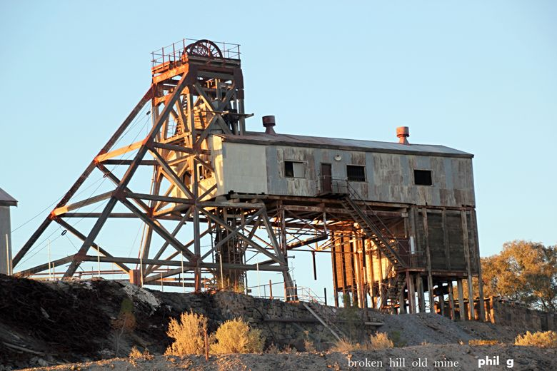 abandoned in Australia Broken Hill, NSW | Abandoned, Haunted or