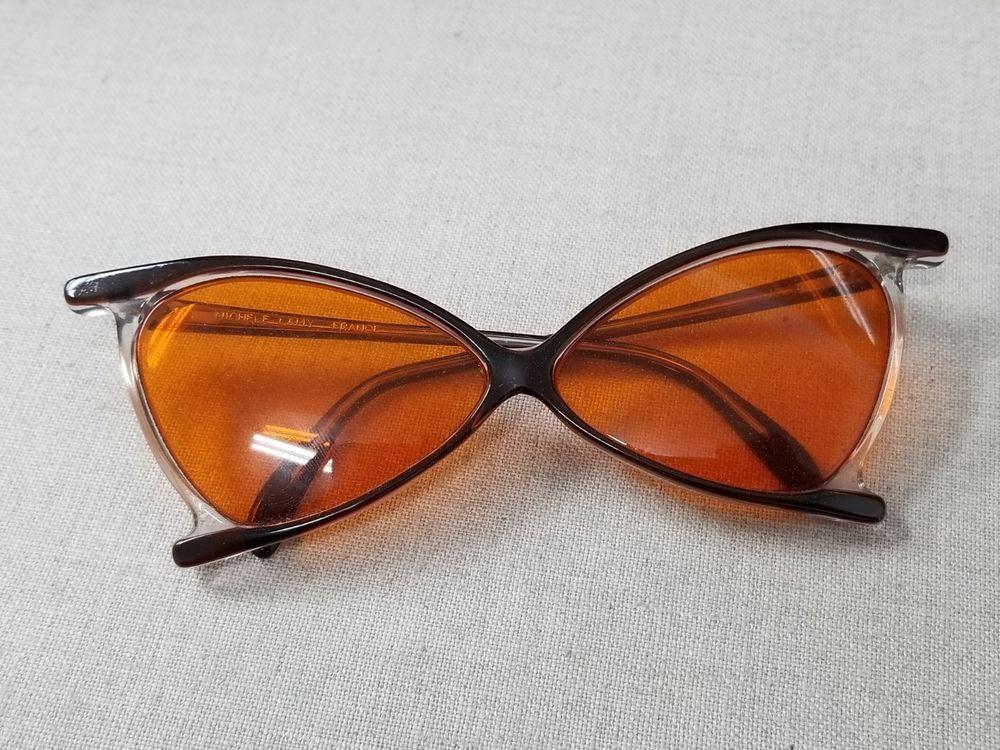 b8bf74d1f90e Michele Lamy France Vintage Sunglasses   Eyeglasses  MicheleLamy  Glasses