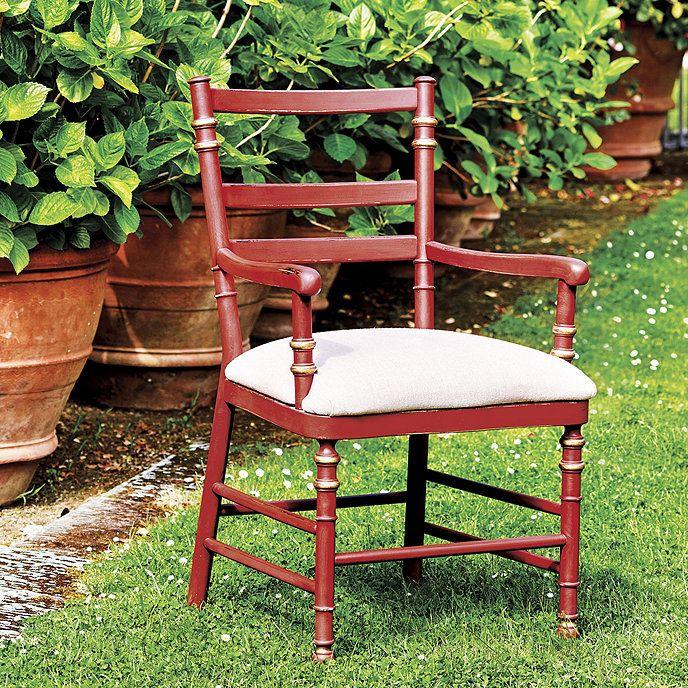 Casa Florentina Patrizia Arm Chair - Custom | Chair ...