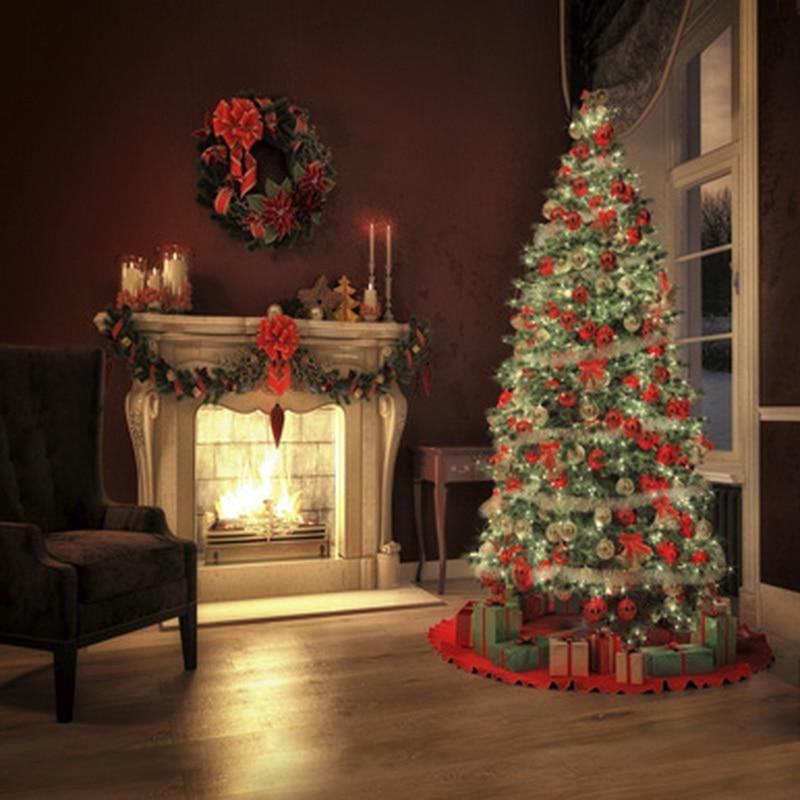 Beautiful Christmas Trees Beautiful Christmas Tree Free Beautiful Christmas Tree Wallpaper Christmas Desktop Beautiful Christmas Trees Christmas Fireplace