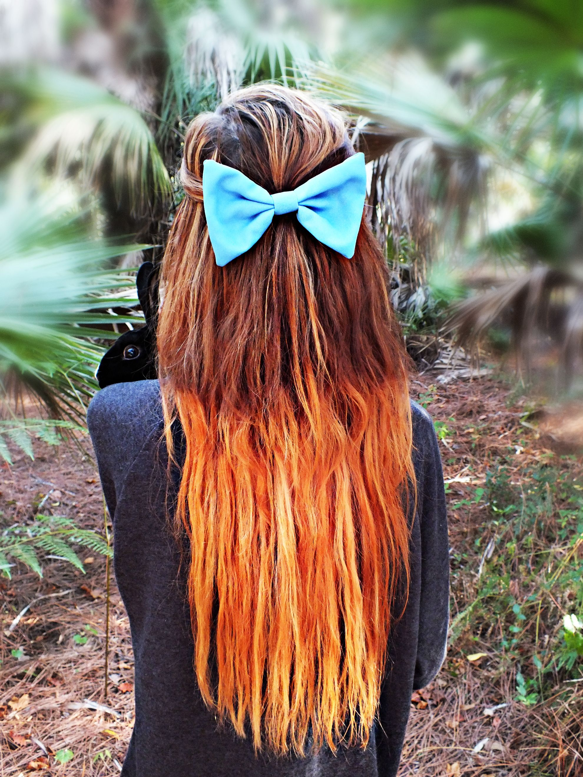 Behind The Chair Ombre Red Brown Orange Ombre Hair Stellar Locks Pinterest