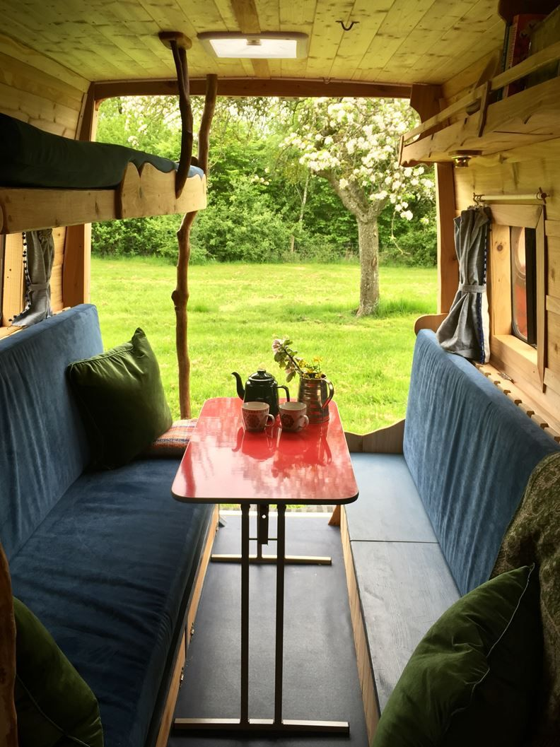 Modul Küchenelemente Campervan Hire Quirky Campers Home Of Handmade Campers Campervan