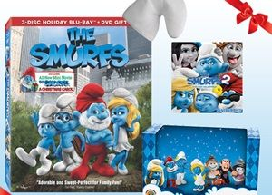 WIN A SMURFS PRIZE PACK