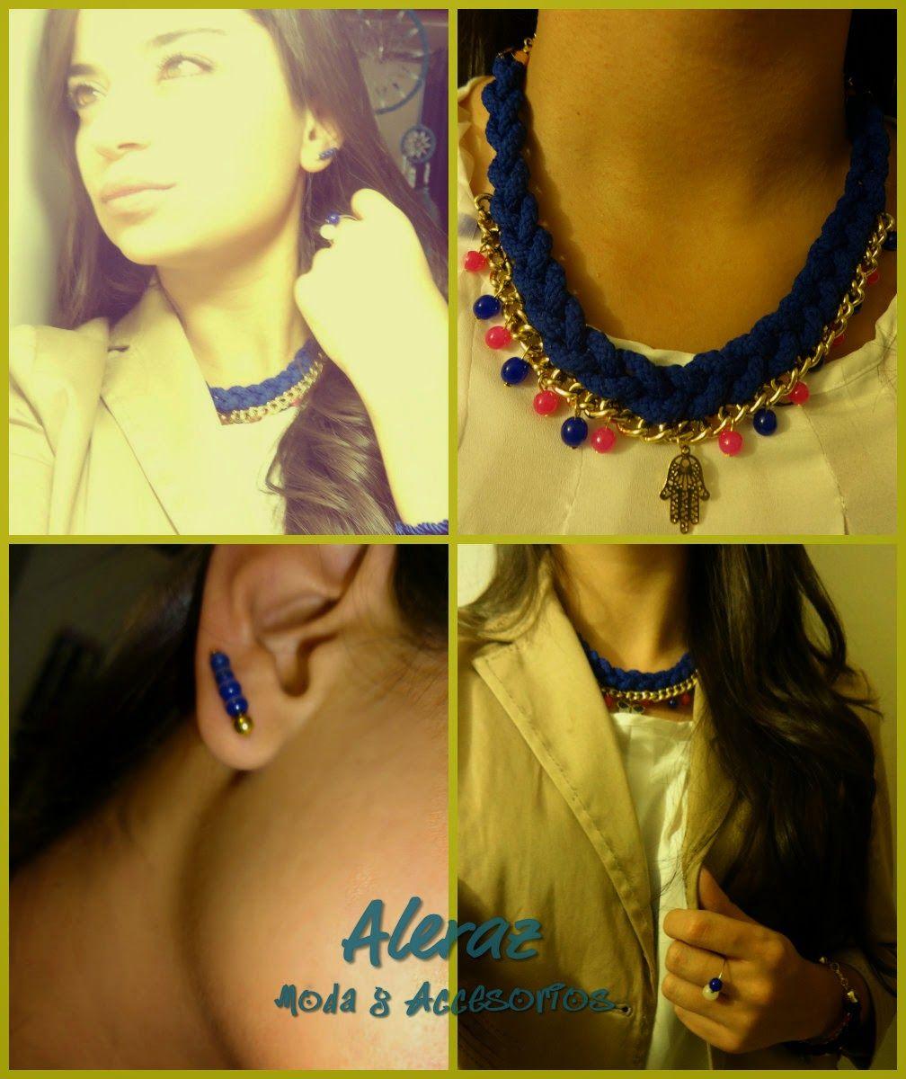 #Mujer #Collar #Pulsera #Anillo #Aretes #Diseño #Bisuteria