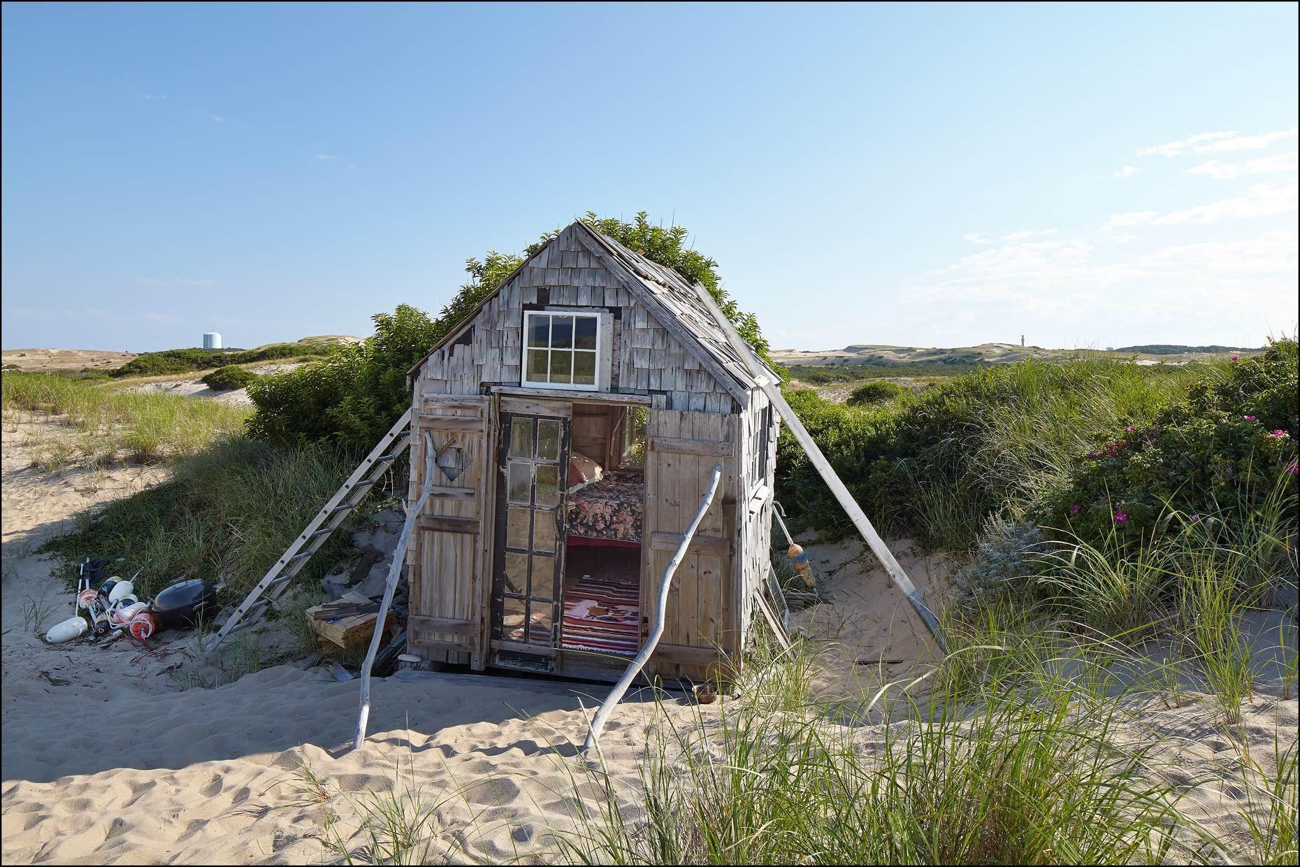 Awesome Dune Shacks Cape Cod Part - 1: Provincetown Dune Shacks