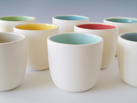 Glazed Ceramic Cup   Ceramics, The cup and ...fun