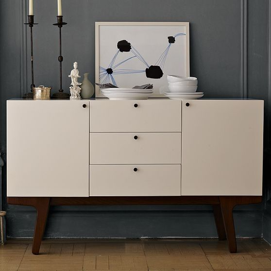 new dumont buffet modern buffets and sideboards | chris and tina