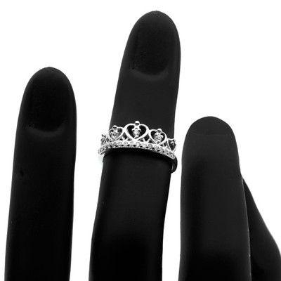 Pierscionek Knuckle Ring Na Pol Palca Srebro 925 5904464545 Oficjalne Archiwum Allegro Knuckle Rings Fashion Rings