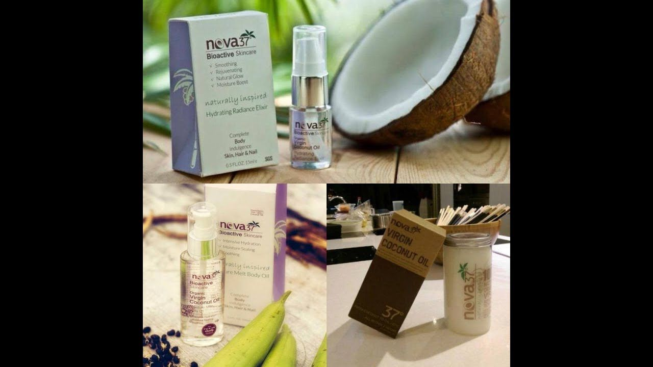Nova 37 Coconut Oil Review By Ethan Coconut Coconut Oil Health