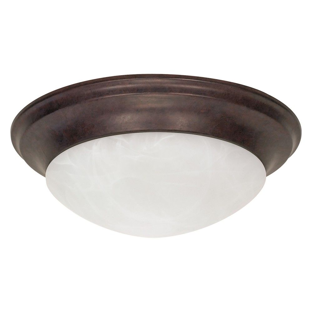 Ceiling Lights Flush Mount Old Bronze Aurora Lighting