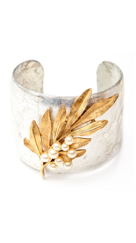 by Evocateur  Patricia Vintage Cuff