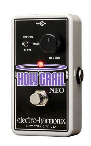 Electro-Harmonix Holy Grail Neo Reverb Guitar Effect Pedal