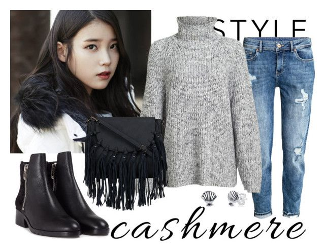 """""""Cashmere"""" by sandra-markovic ❤ liked on Polyvore featuring H&M, Alexander Wang, 3.1 Phillip Lim and Disney"""
