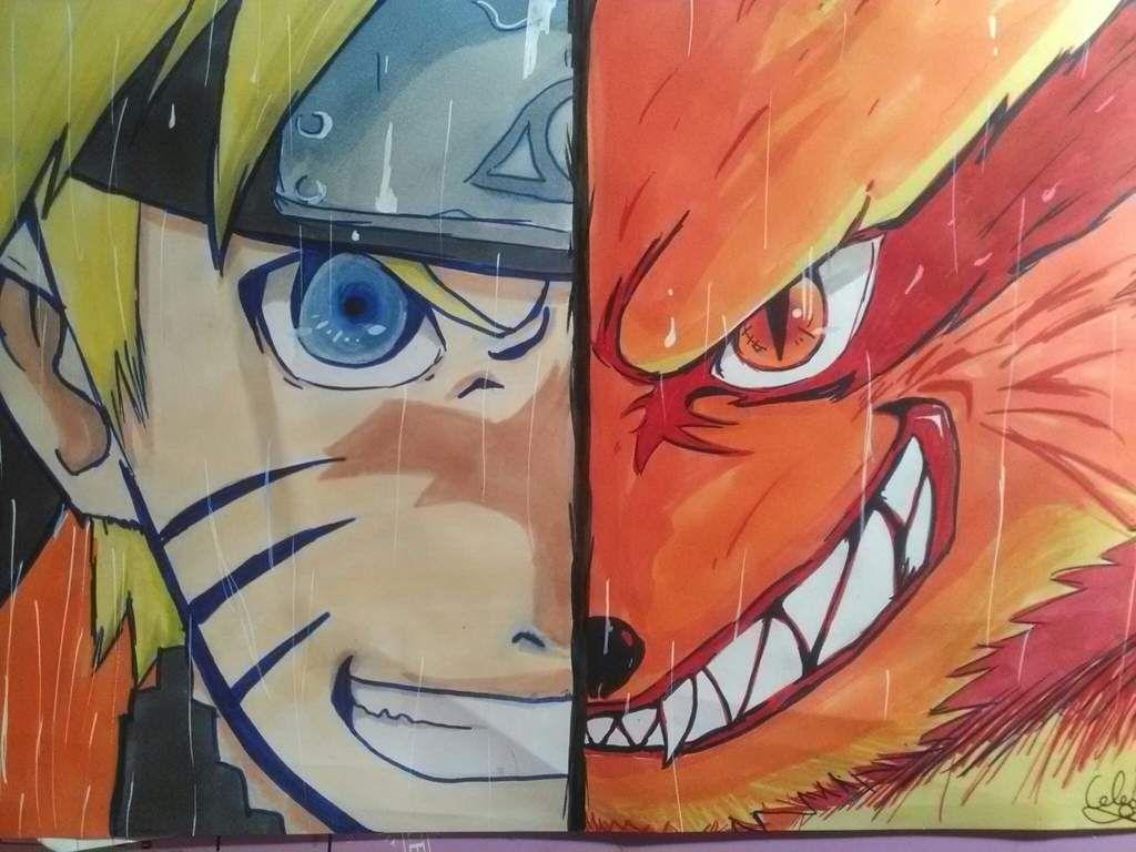Dessin De Naruto