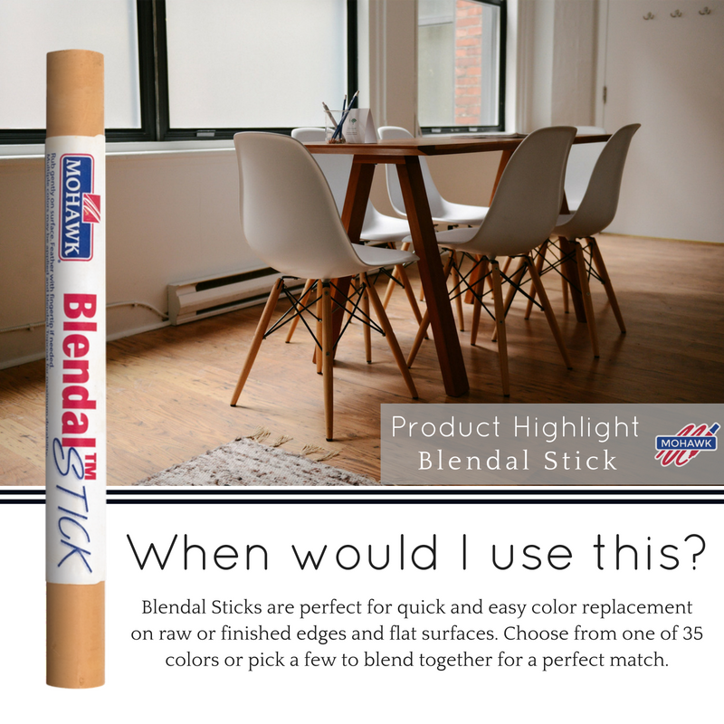 Mohawk Blendal Sticks, Perfect For Creating The Perfect Shade To Match Your  Furniture.