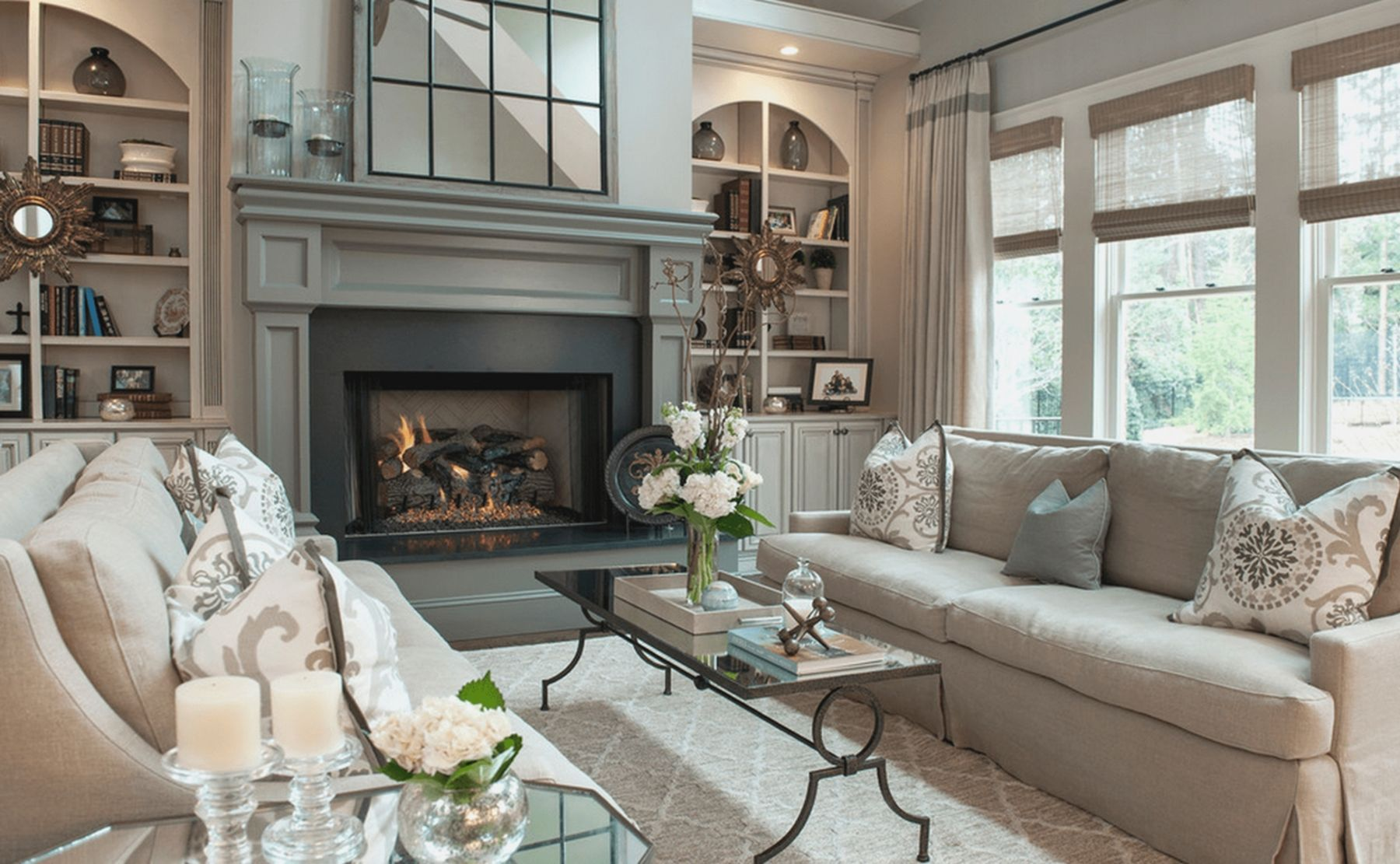 10 classic fireplace design ideas to increase your