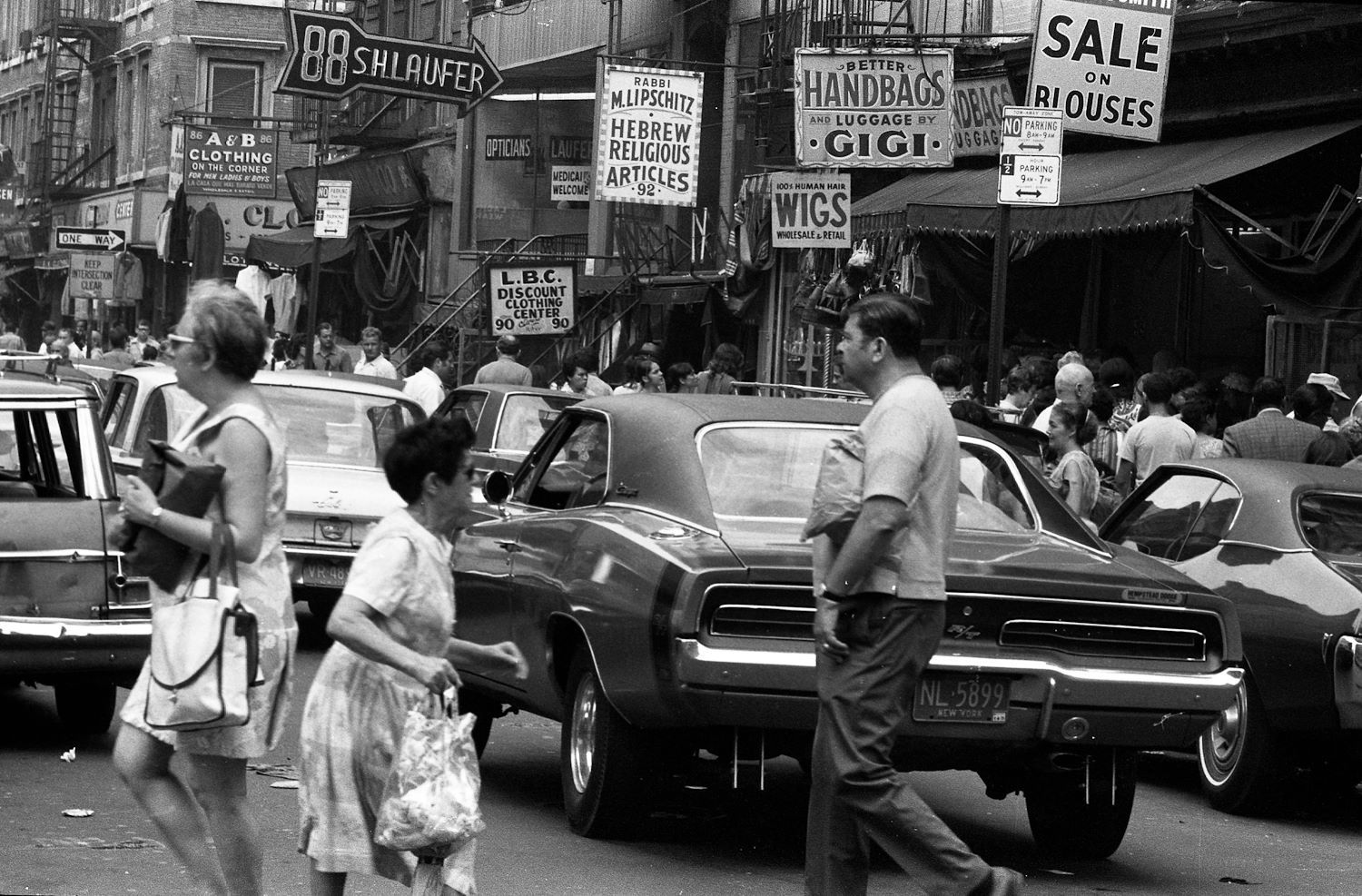 Car Dealerships In Brooklyn >> Lower East Side - 1970's | Vintage muscle cars, New york pictures, Vintage muscle