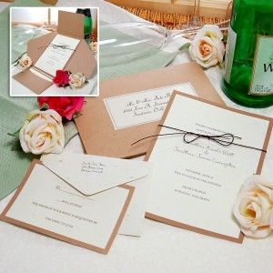 invite inspiration modcloth wedding 招待状 pinterest wedding