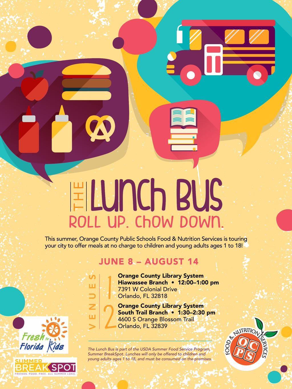 Ocps Food Nutrition On School Food Nutrition Recipes Food