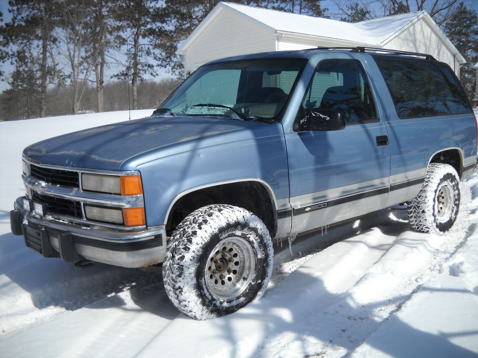 1994 chevy blazer k5 full size 1500 5 speed manual