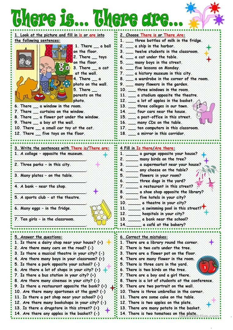 There Is There Are Worksheet Free Esl Printable Worksheets Made By Teachers English Grammar English Language Teaching English Grammar Worksheets Learning english worksheets free