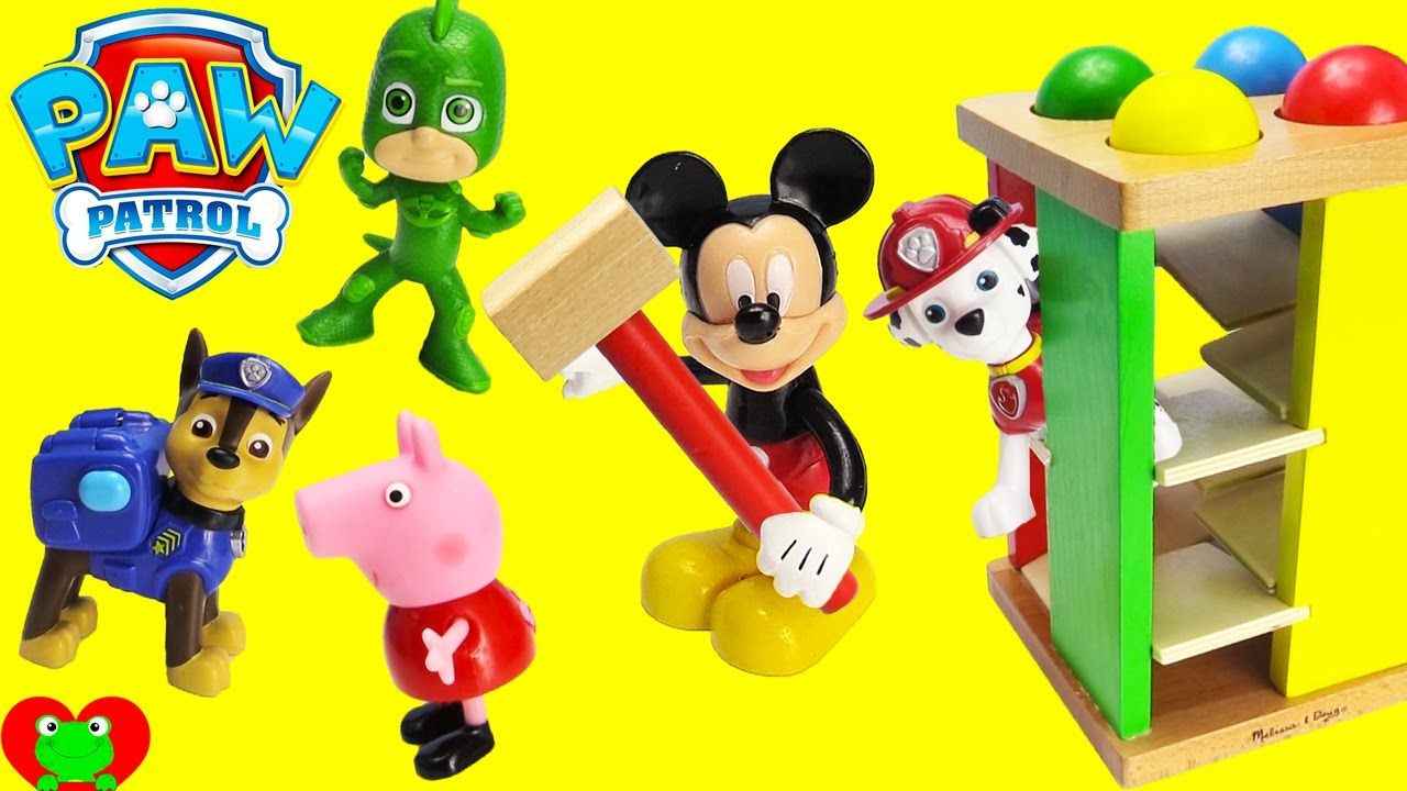 Pin On Mickey Mouse Club House Friends And Tsum Tsum Surprises