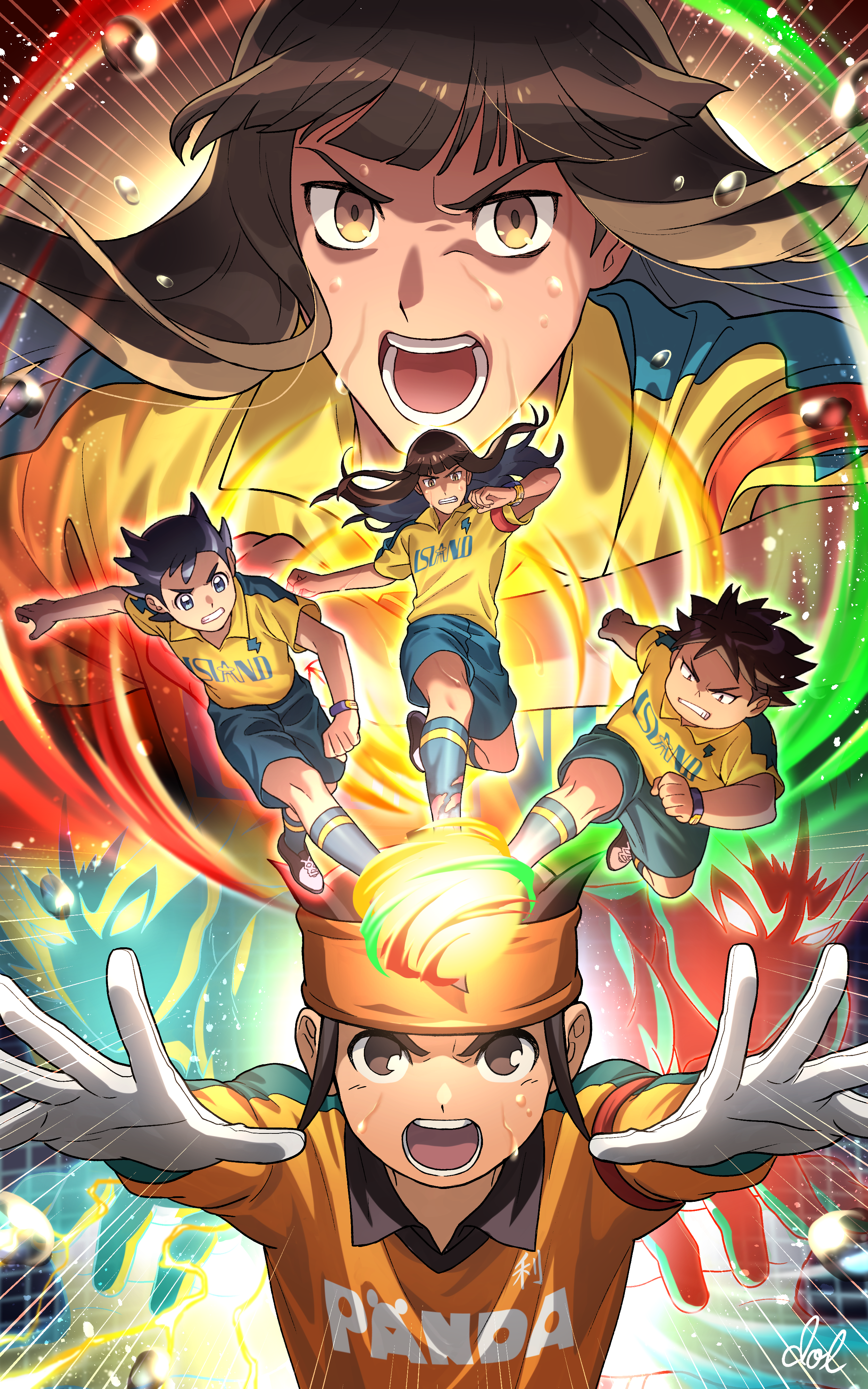 Pin by Joud on Inazuma Eleven Eleventh, Anime, Ares