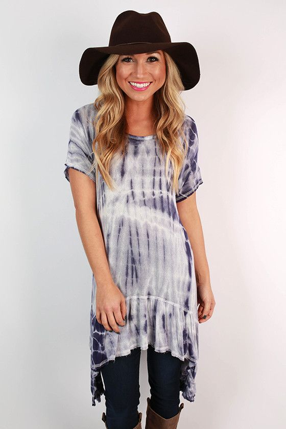 This tunic is convenient to pack and wonderful to wear!