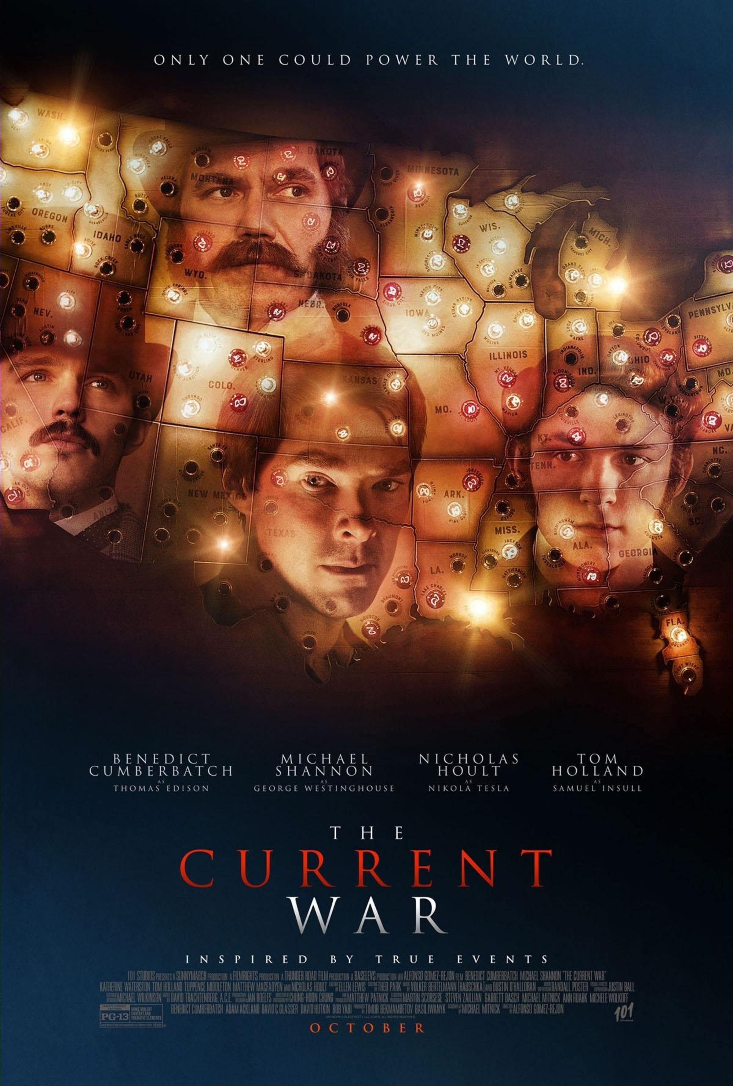 The Current War 2019 2400 3556 War Movies Full Movies