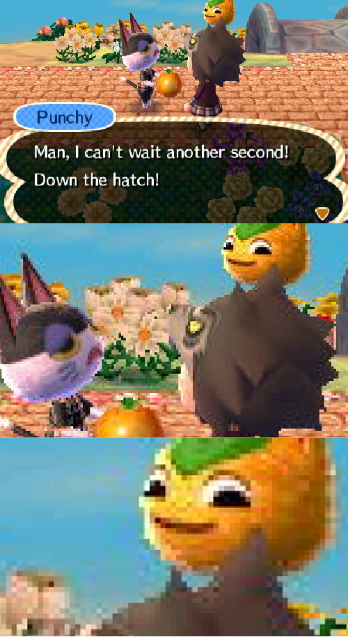 Acnl Tangy Animal Crossing Funny Animal Crossing Game Animal