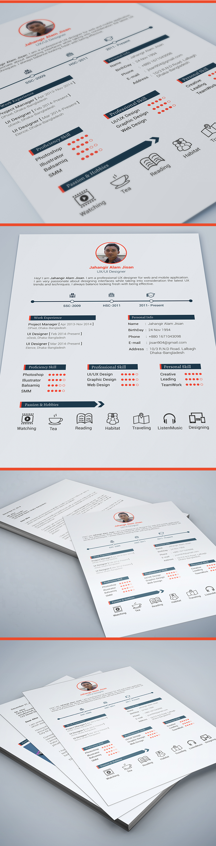 Effective And Free To Use Resume Template Downloads  Template