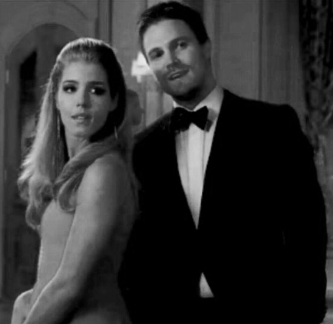 Oliver Queen and Felicity Smoak (Olicity) (With images ...
