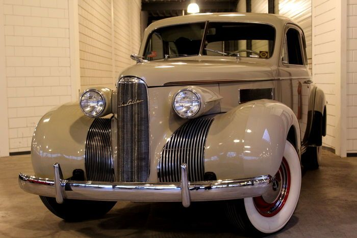 Catawiki online auction house: Cadillac LaSalle Business Coupe - 1939