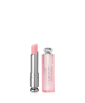 Just bought this.... activates to your lips and makes them a pretty pink. It looks different on everyone. I LOVE it!