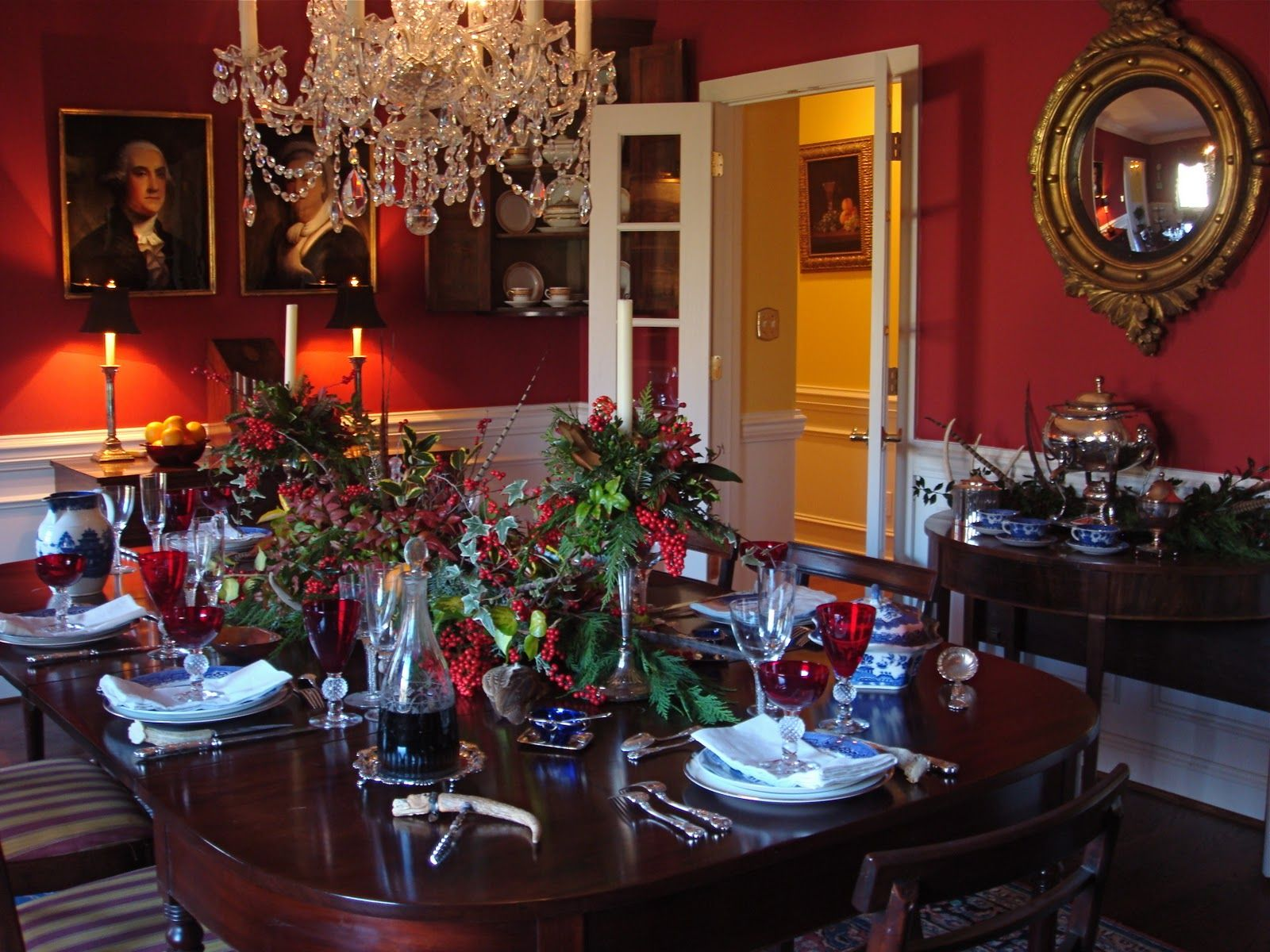Equestrian Dining Room Decor Decorating In An English Style Google Search Home