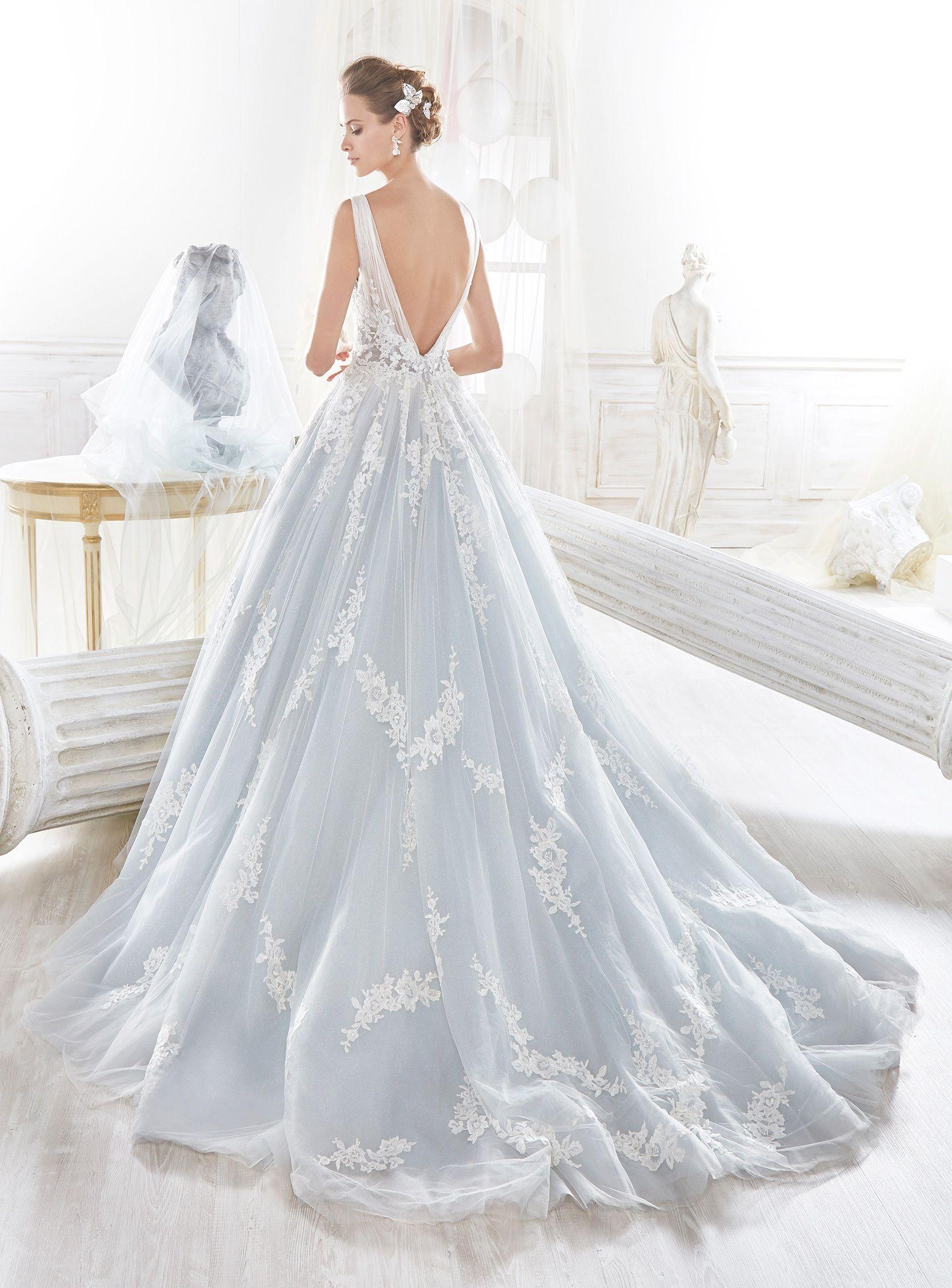 Nicole 2018 Bridal Collection NIAB18105