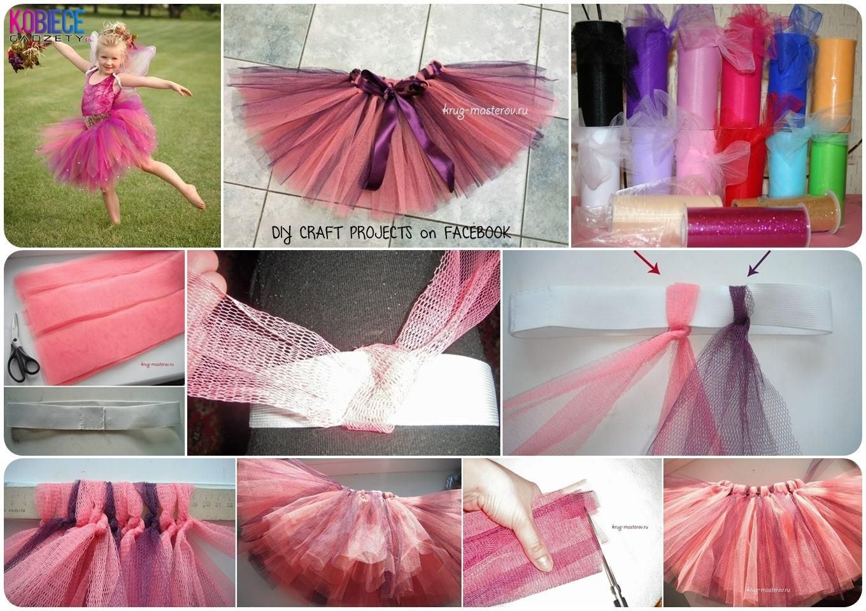 Tiulowa Trendi Spodnica Zobacz Jak Mozesz Zrobic Ja Sama Diy Tutu Ballerina Costume Diy Diy Tutu Skirt