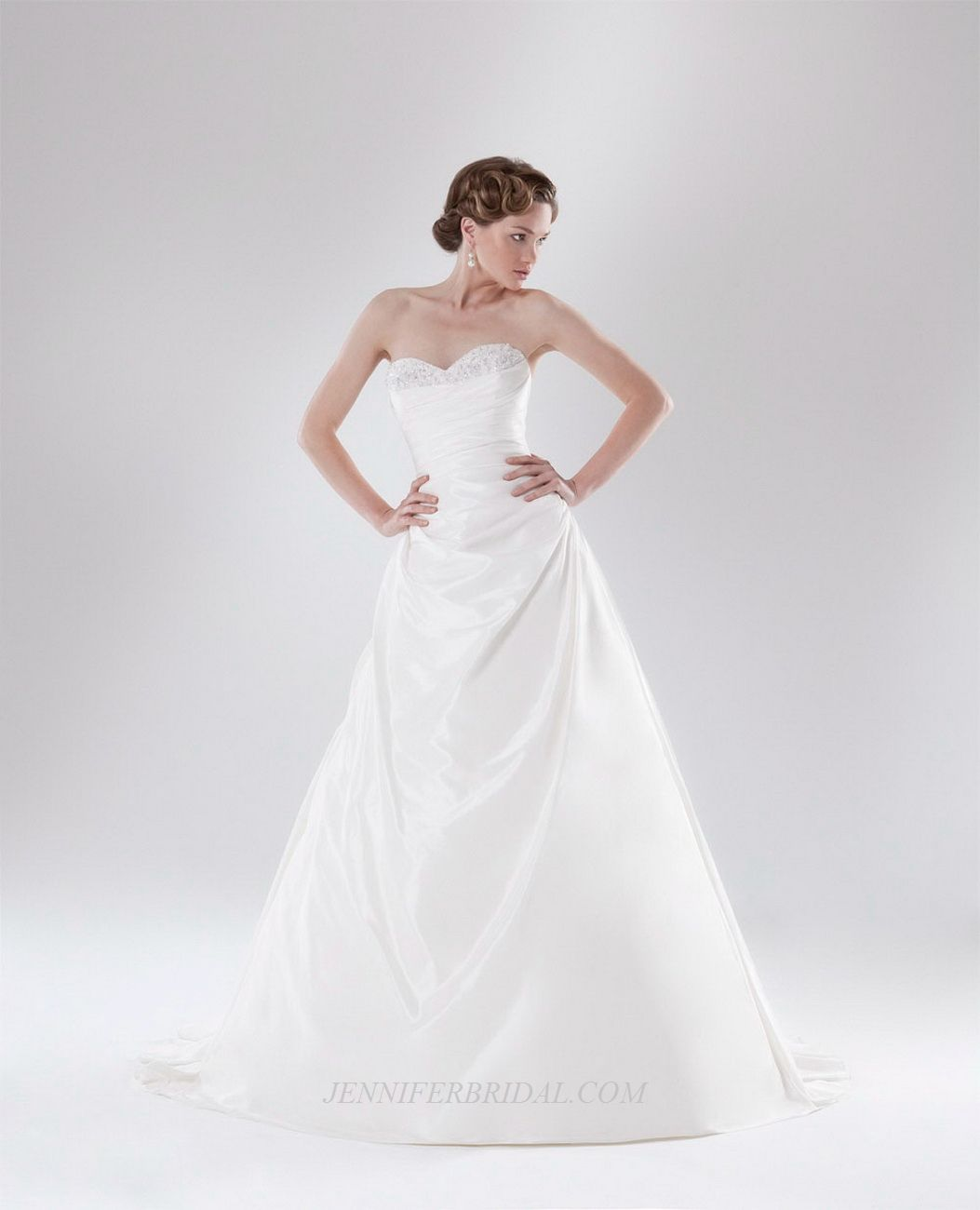 Ellis bridal gown style dream wedding dresses pinterest