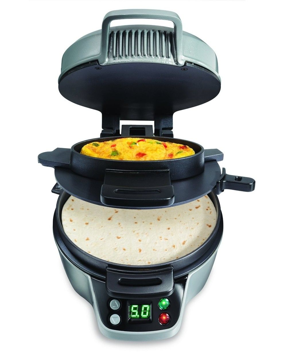 kitchenaid waffle maker instructions