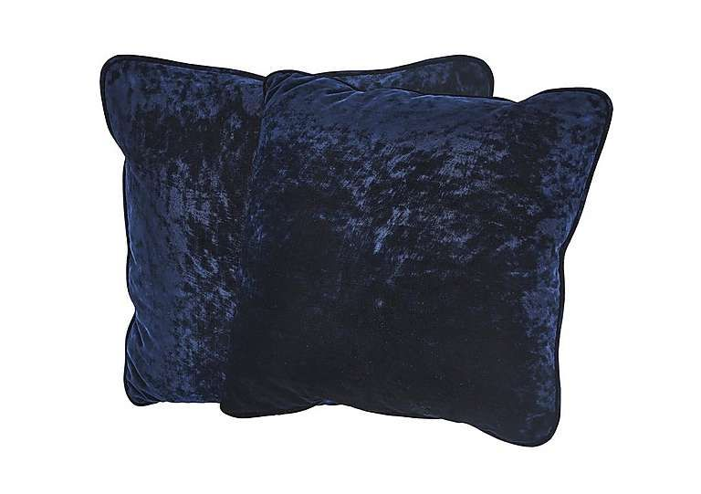 Perfect Furniture Village Aruba Pair Of Scatter Cushions Dimensions: Width 20in  Height 20in Fiber And Feather