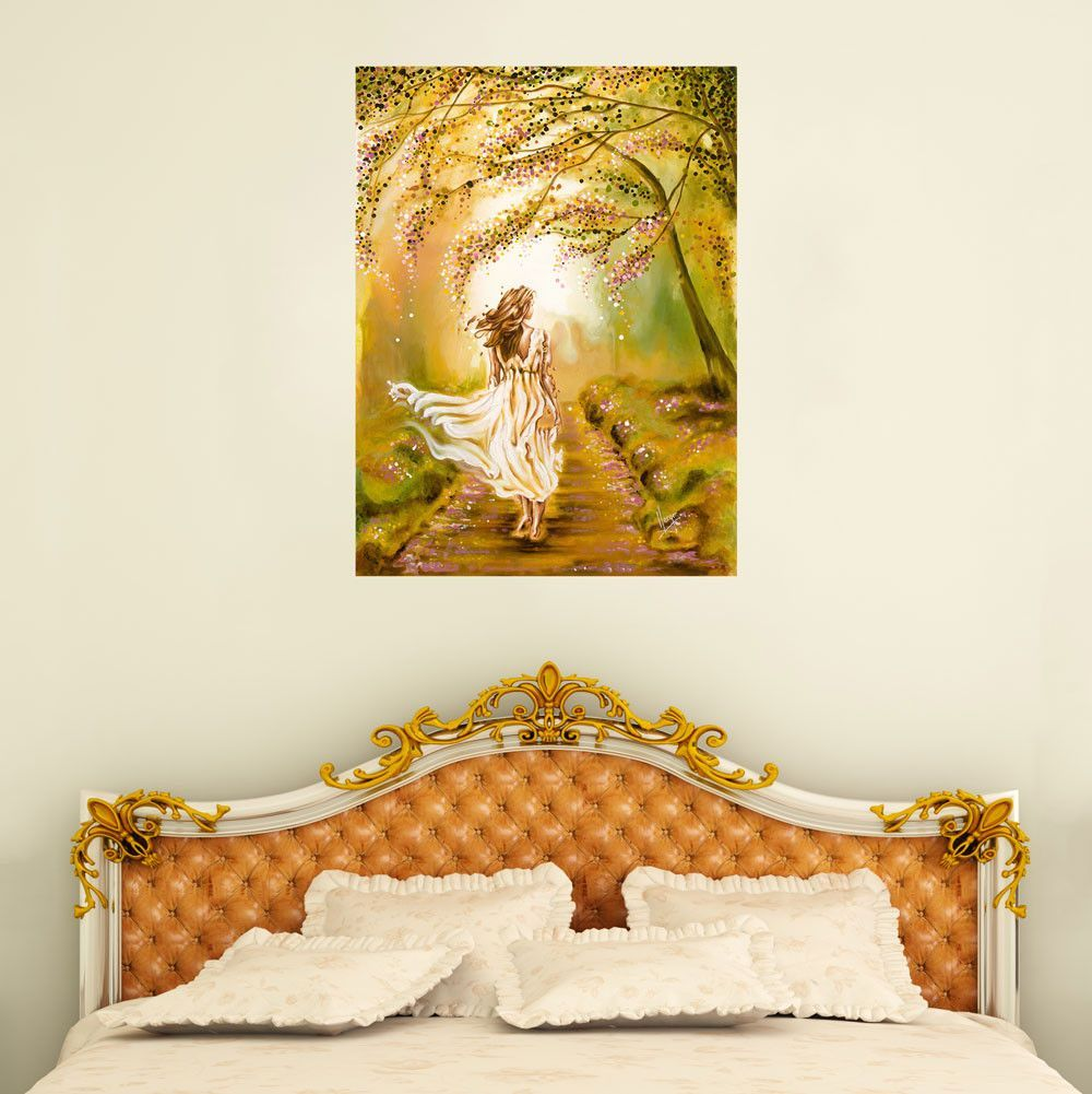 Modern Fine Art Wall Decals Gift - All About Wallart - adelgazare.info