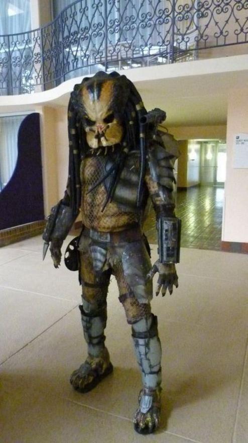 A Predator Costume | Cosplay | Pinterest | Predator ...