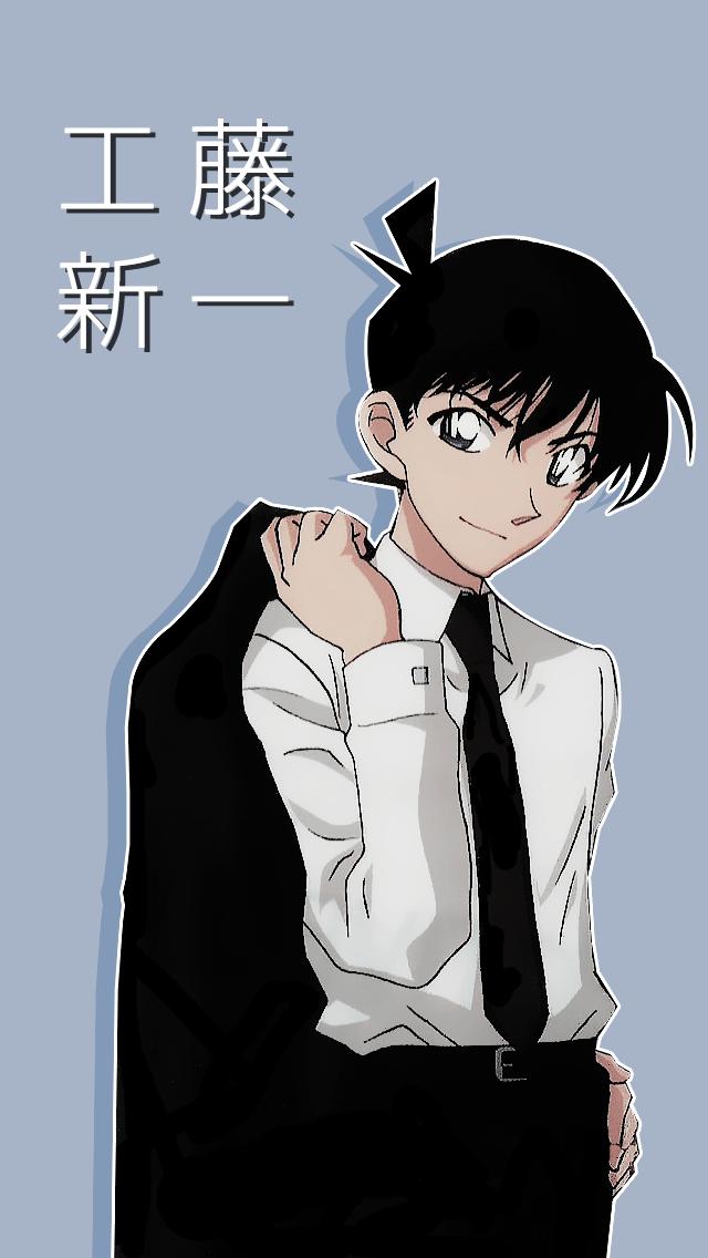 Kudo Shinichi Wallpapers Detective Conan Magic Kaito Kudo Shinichi Conan Kaito