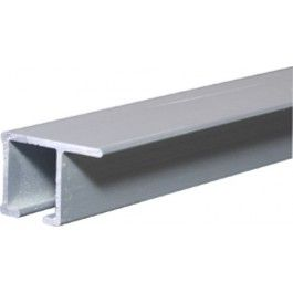 84004 Curtain Track Silver Can Be Used To Mount Panel Curtains
